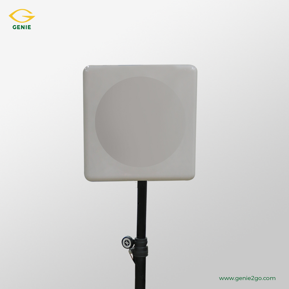 5.8 GHz Wireless Ethernet Bridge with 23dbi Integrated Antenna