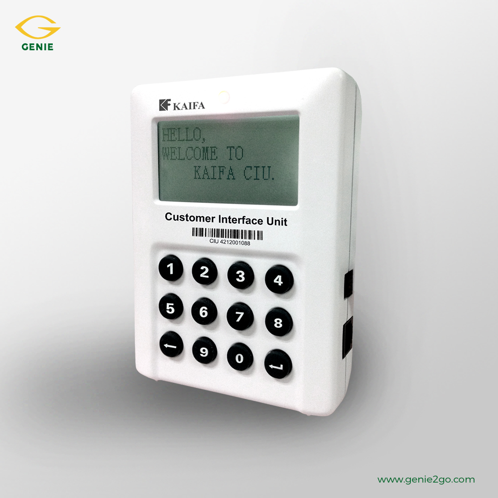 CD102 Customer Interface Unit (CIU)