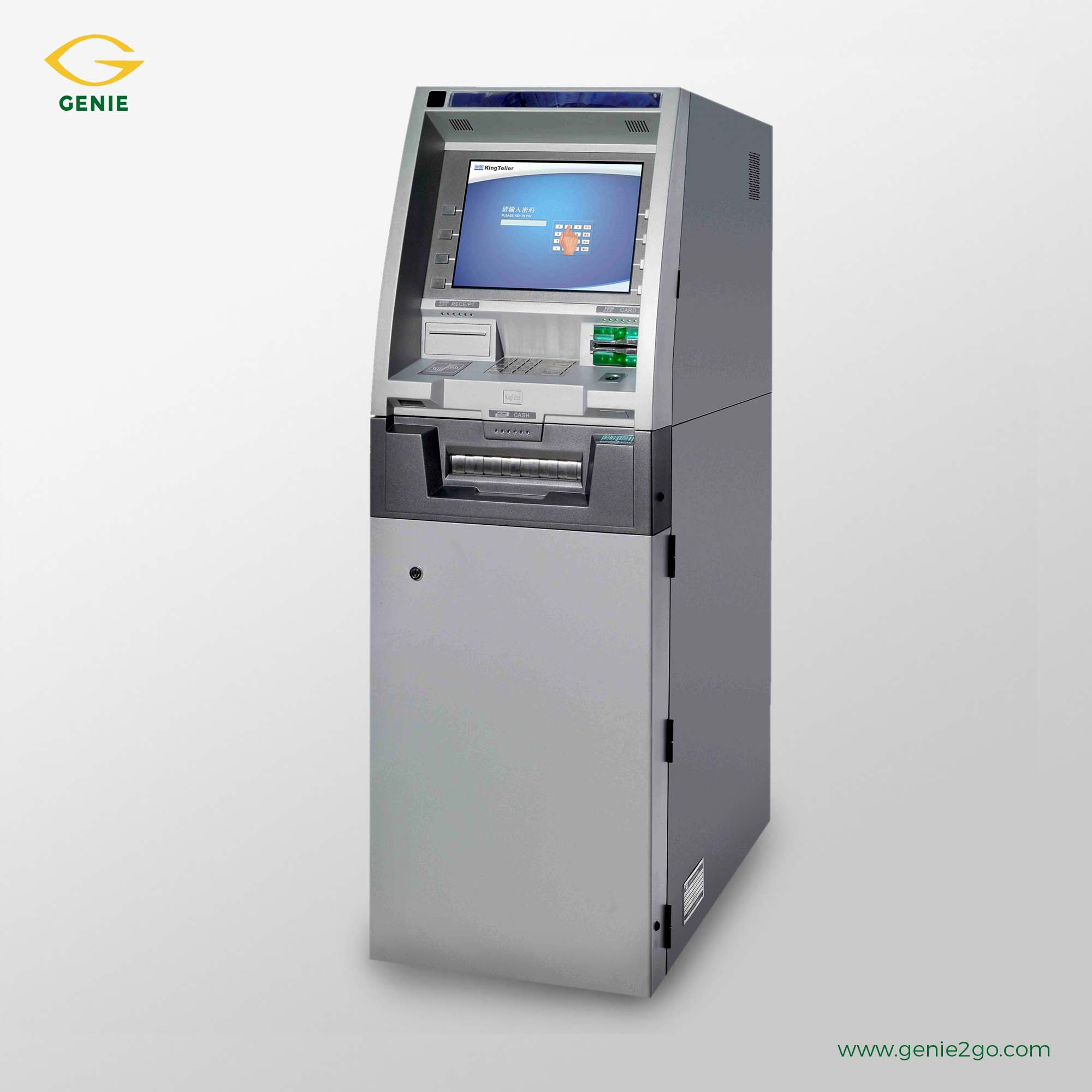 High Speed Lobby Cash Dispenser