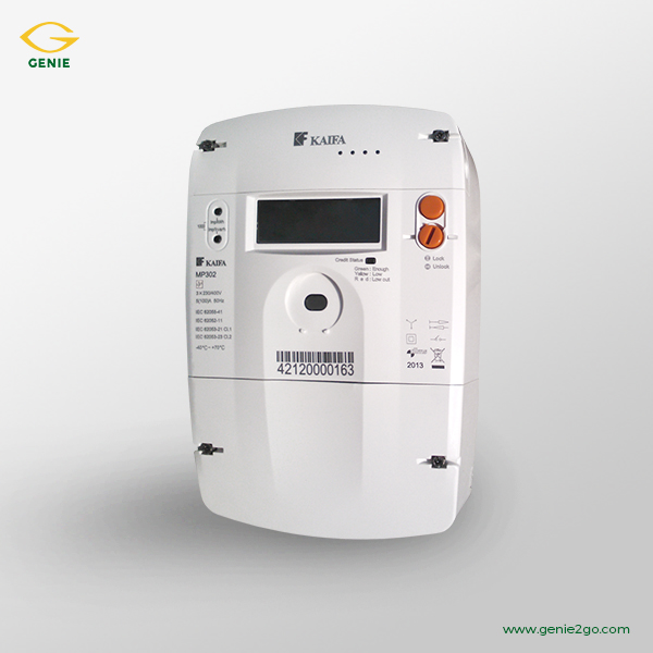 MP302 Smart Three Phase Meter