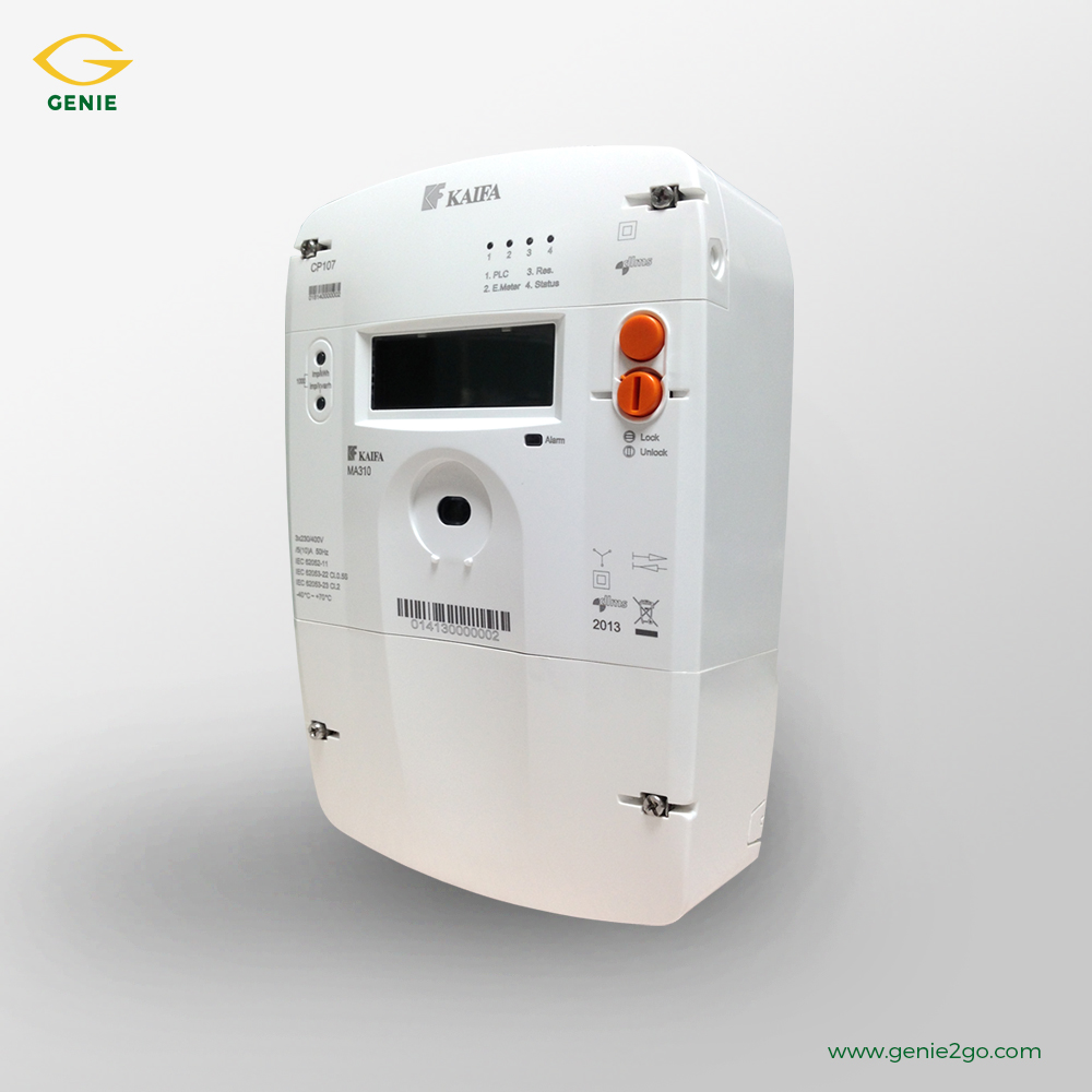MA310 Smart Meter with Indirect Connection (CT)