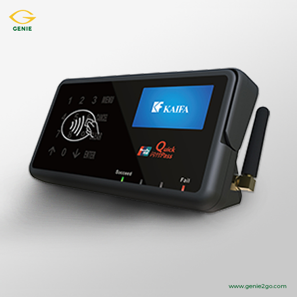 Easy Taxi Payment Device