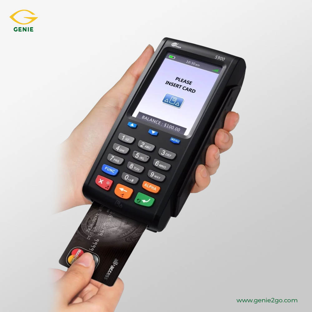 S900 Mobile Payment Terminal