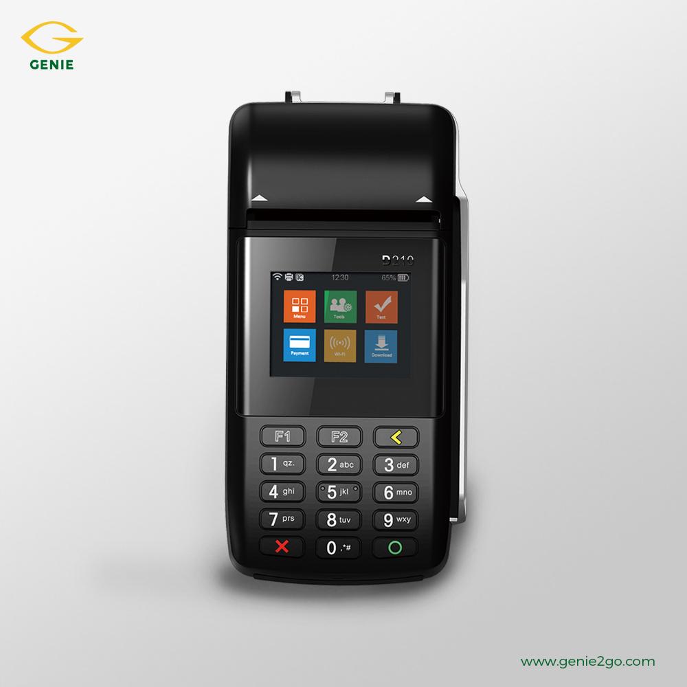 D210 Mobile Payment Terminal