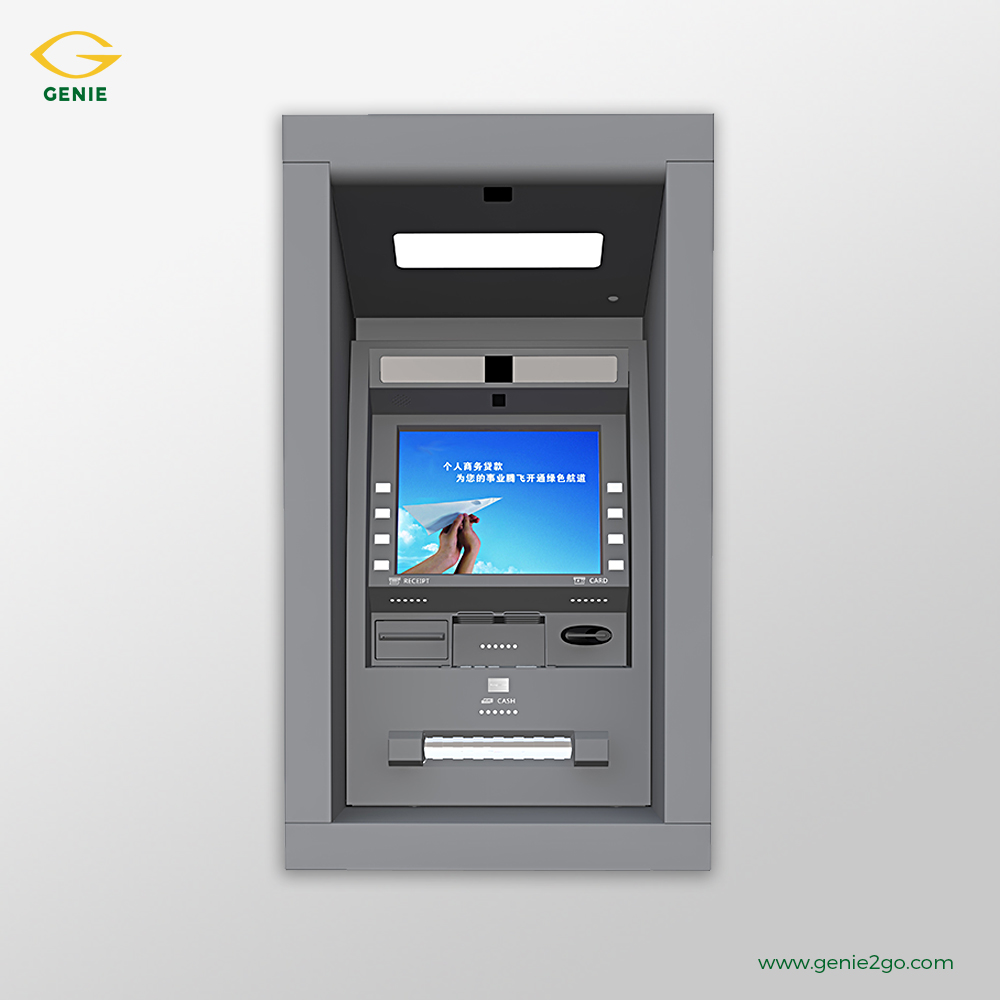 Through The Wall Cash Dispenser