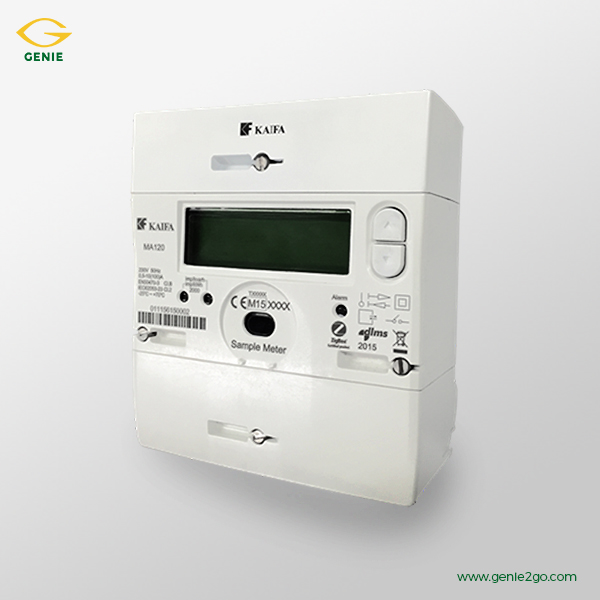 MA120 Single Phase Meter