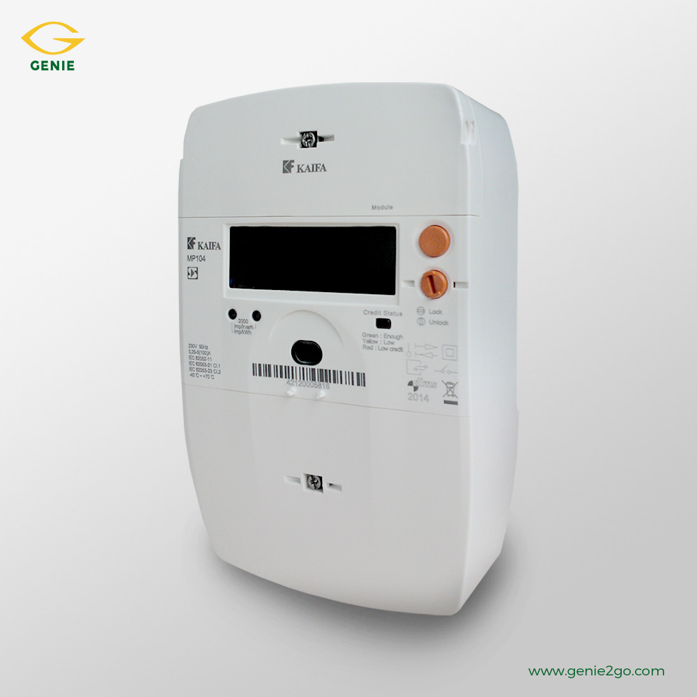 MP104 Smart Single Phase Meter