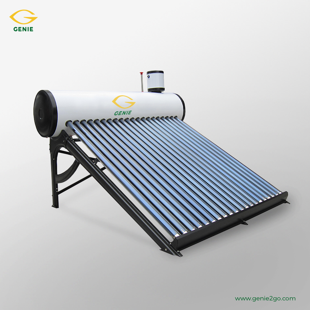 Solar Water Heater - Floater Tank