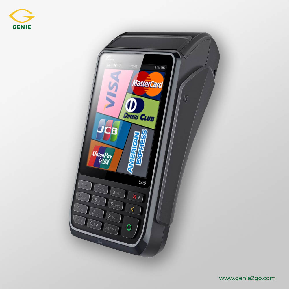 S920 Mobile Payment Terminal