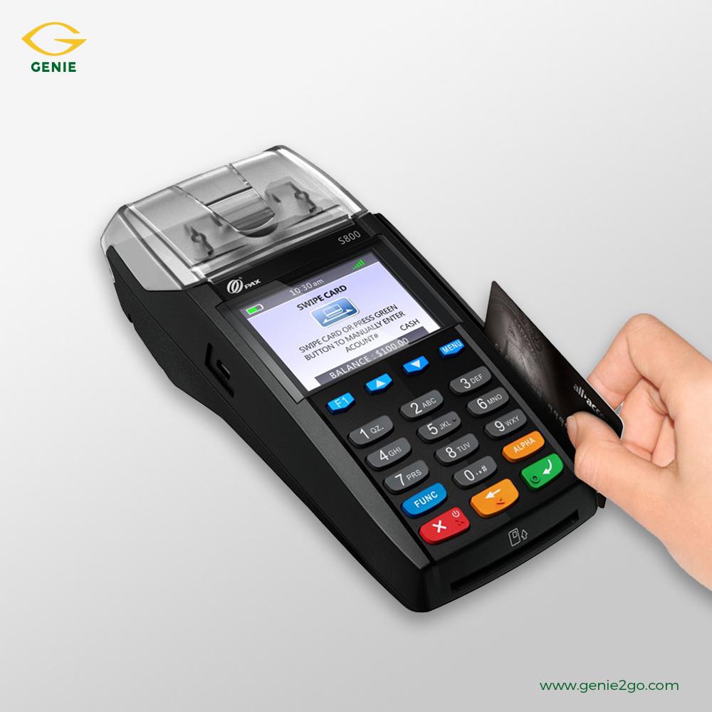 S800 Countertop Payment Terminal